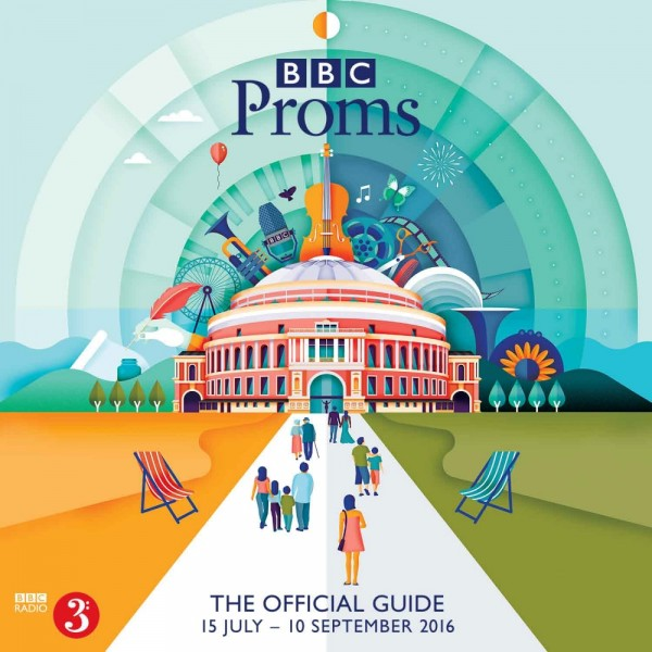 BBC Proms 2016 Official Guide