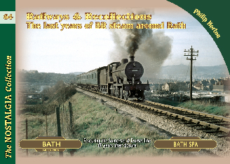 The Last Years of BR Steam Around Bath